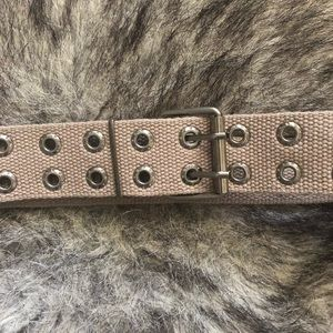 Woven Belt 🥋
